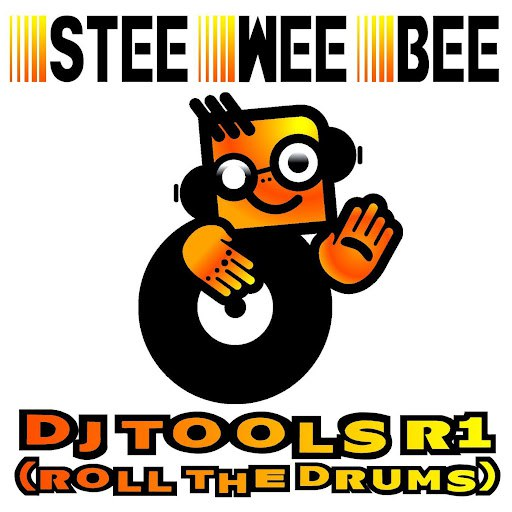 Stee Wee Bee альбом DJ Tools R1 (Roll The Drums)