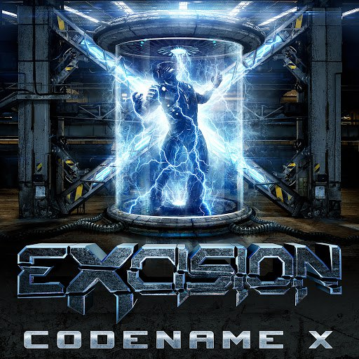 Excision альбом Codename X