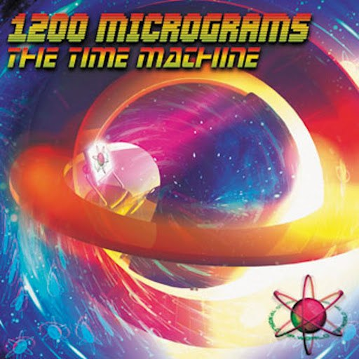1200 Micrograms альбом The Time Machine