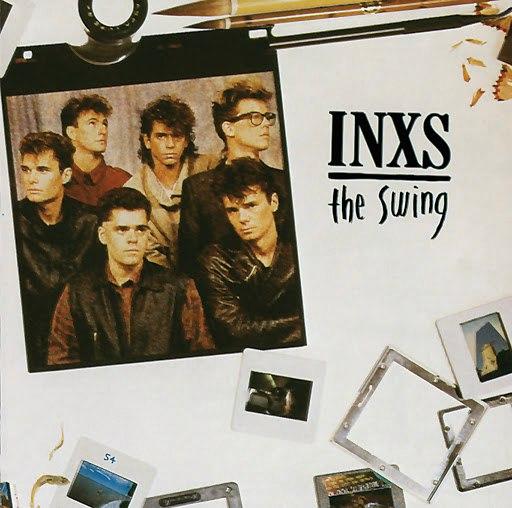 Inxs альбом The Swing (Remastered)