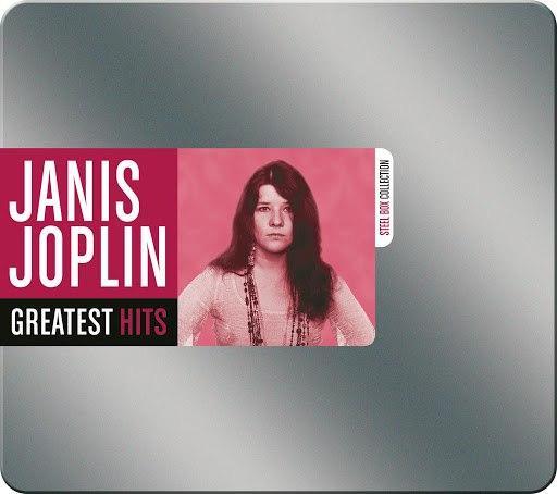 Janis Joplin альбом Steel Box Collection