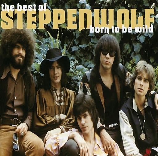 Steppenwolf альбом Born To Be Wild (Best Of....)