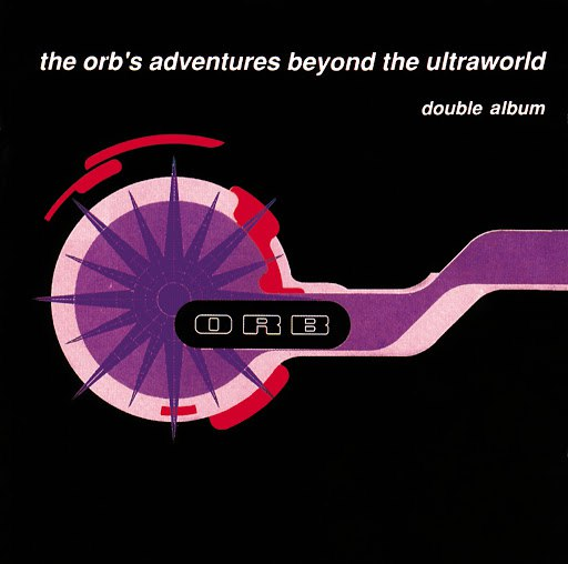 The Orb альбом Adventures Beyond The Ultraworld