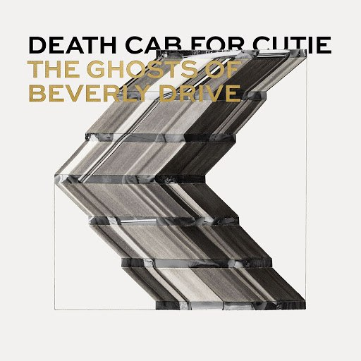 Death Cab For Cutie альбом The Ghosts of Beverly Drive
