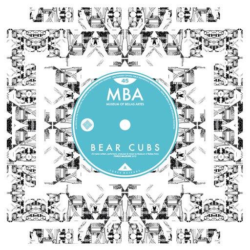 museum of bellas artes альбом Bear Cubs
