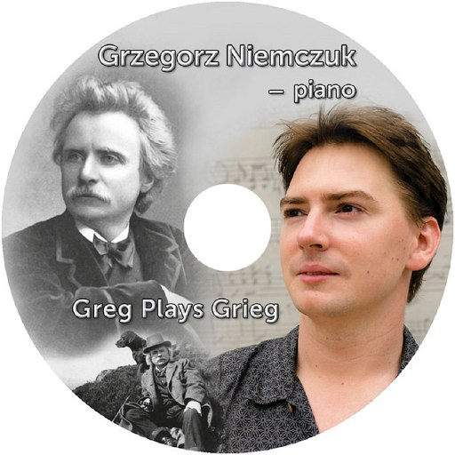 Эдвард Григ альбом Greg plays Grieg