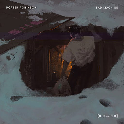 Porter Robinson альбом Sad Machine