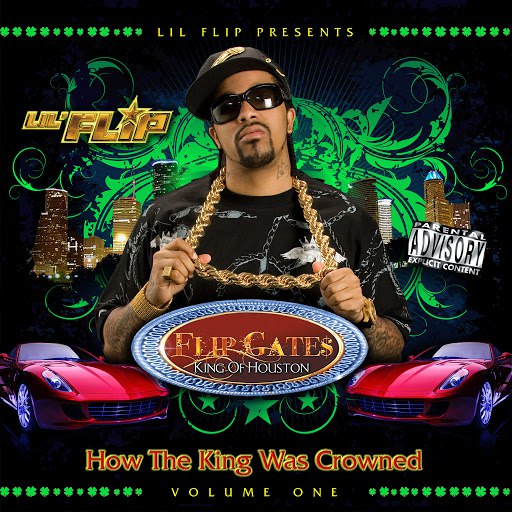Lil' Flip альбом How The King Was Crowned Vol. 1