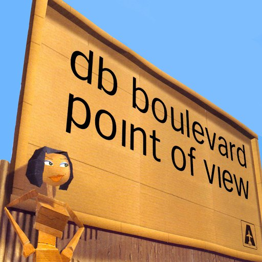 Db Boulevard альбом Point Of View (Remixes)