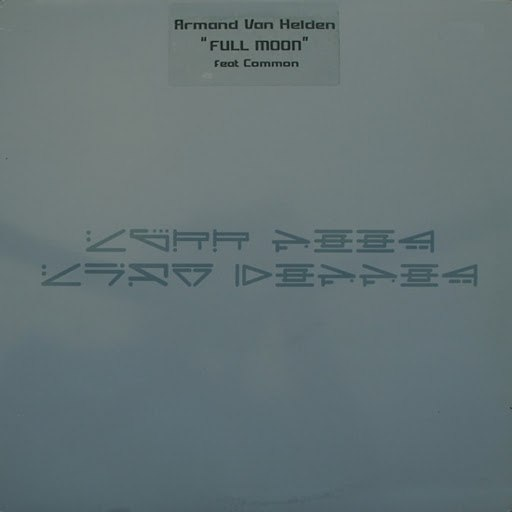 Armand Van Helden альбом Full Moon