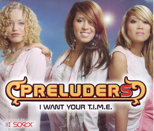 Preluders альбом I Want Your T.I.M.E. (Musicload Version)