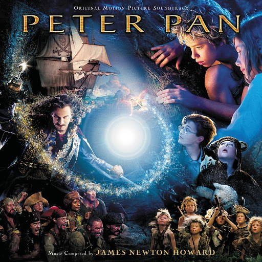 James Newton Howard альбом Peter Pan (Original Motion Picture Soundtrack)