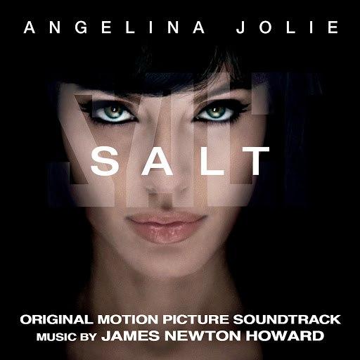 James Newton Howard альбом Salt (Original Motion Picture Score)