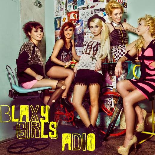 Blaxy Girls альбом Adio