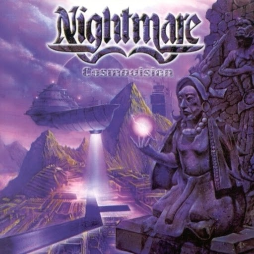 Nightmare альбом Cosmovision