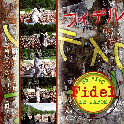 Fidel Nadal альбом En Vivo en Japon 2002