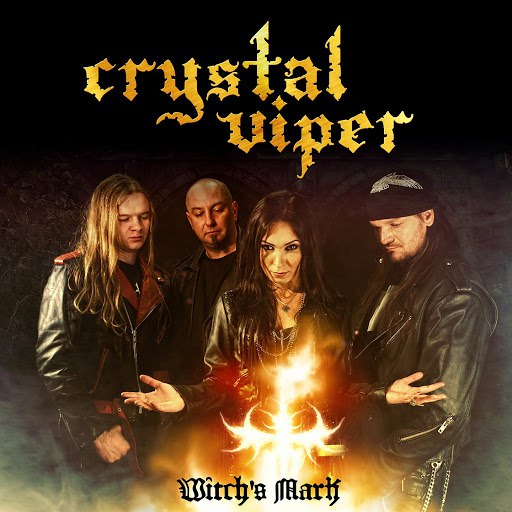 Crystal Viper альбом Witch's Mark