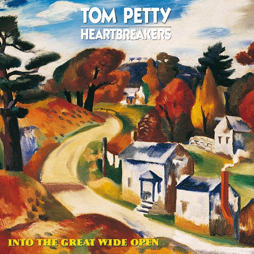 Tom Petty альбом Into The Great Wide Open