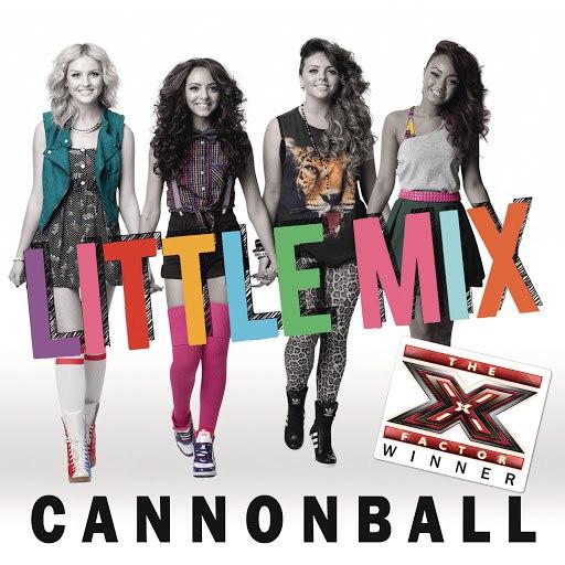 Little Mix альбом Cannonball