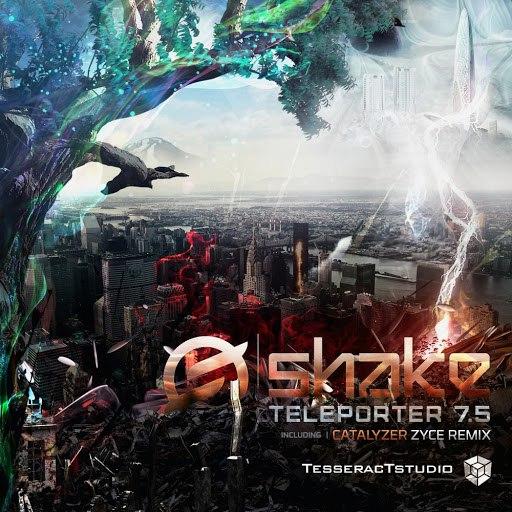 shake альбом Teleporter 7.5