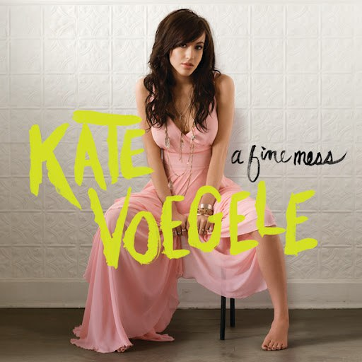 Kate Voegele альбом A Fine Mess