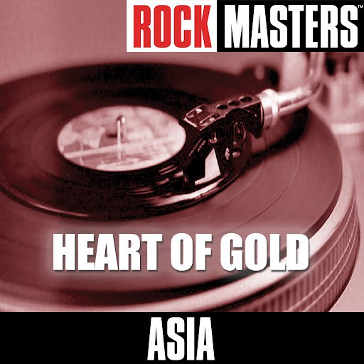 Asia альбом Rock Masters: Heart Of Gold