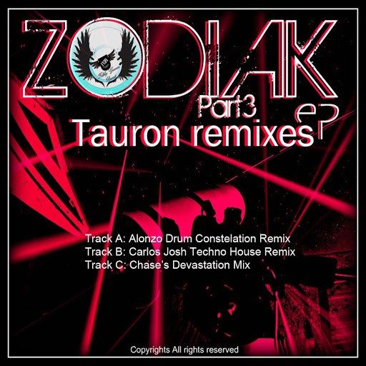 Alonzo альбом Tauron (The Remixes)
