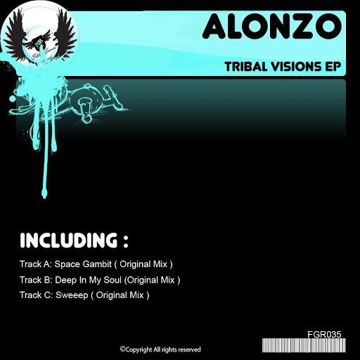 Alonzo альбом Tribal Visions EP