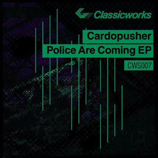Cardopusher альбом Police Are Coming EP
