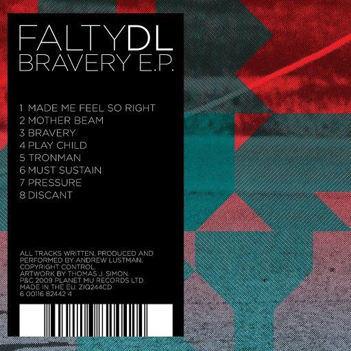 FaltyDL альбом Bravery
