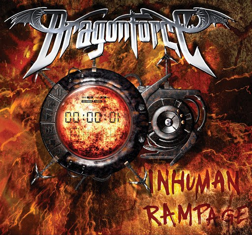 DragonForce альбом Inhuman Rampage [Special Edition]