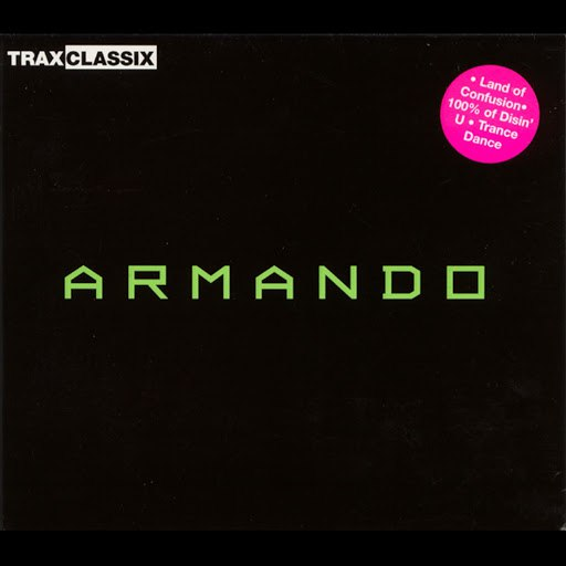 Armando альбом Trax Classics
