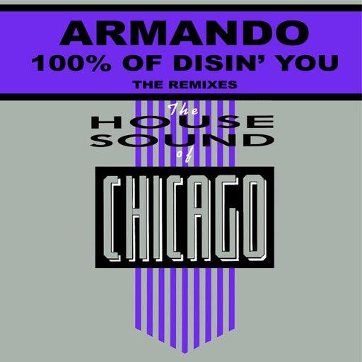 Armando альбом 100 % of Disin U - Remixes