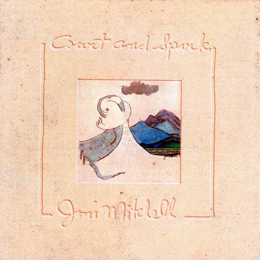 Joni Mitchell альбом Court And Spark