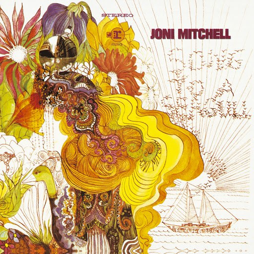 Joni Mitchell альбом Song To A Seagull