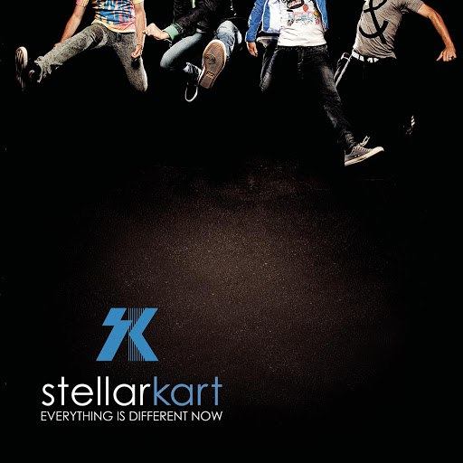 Stellar Kart альбом Everything Is Different Now