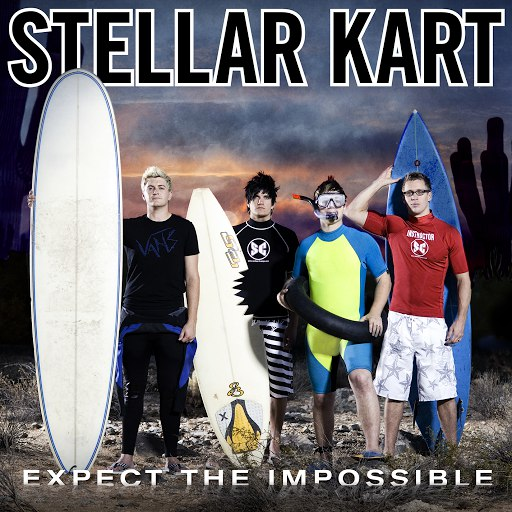 Stellar Kart альбом Expect The Impossible