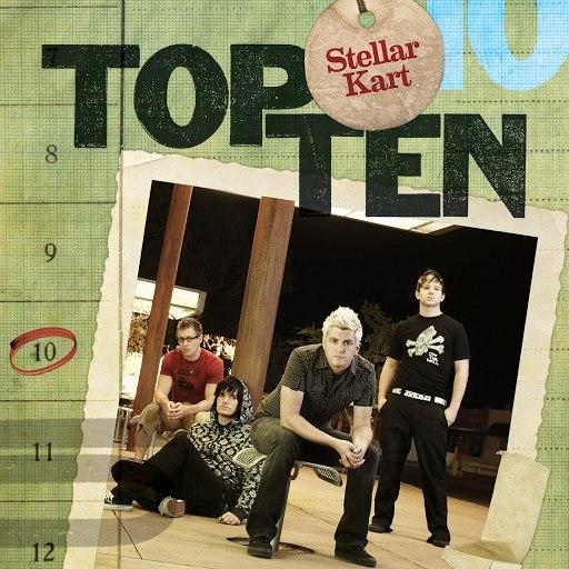 Stellar Kart альбом Top Ten: Stellar Kart