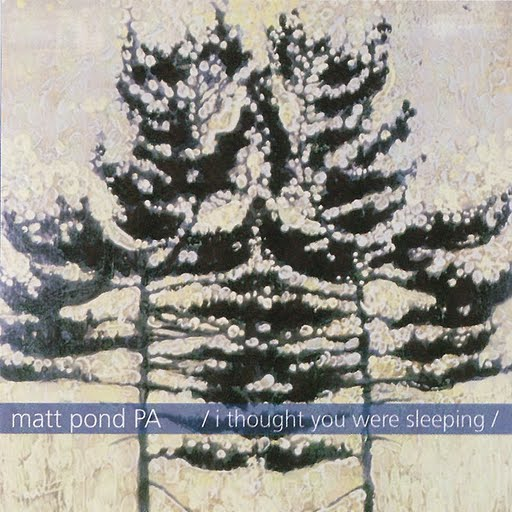 Matt pond PA альбом I Thought You Were Sleeping