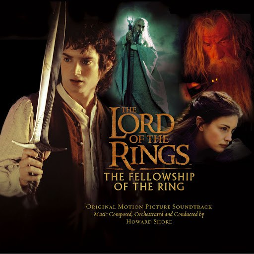 Howard Shore альбом Lord of the Rings: The Fellowship of the Ring [Enhanced]