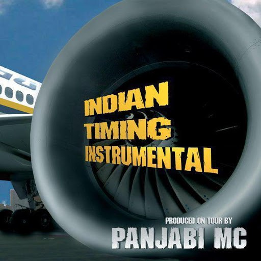 Panjabi Mc альбом Indian Timing Instrumental