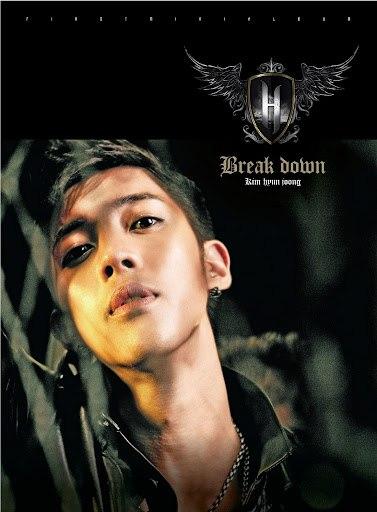 Kim Hyun Joong альбом Break Down