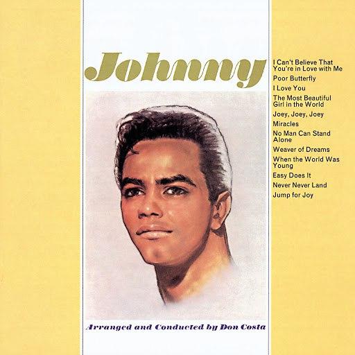 Johnny Mathis альбом Johnny