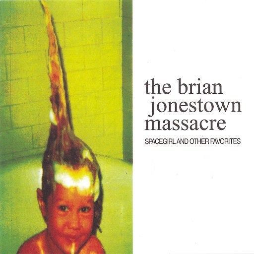 The Brian Jonestown Massacre альбом Spacegirl And Other Favourites