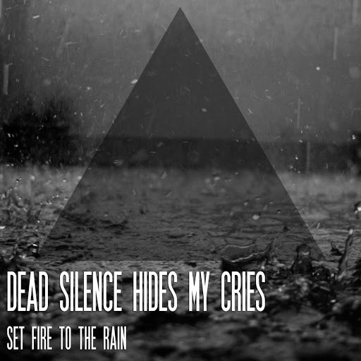 Dead Silence Hides My Cries альбом Set Fire to the Rain (Cover)