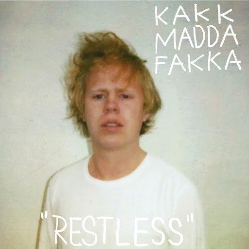 Kakkmaddafakka альбом Restless