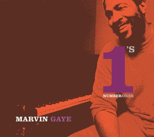 Marvin Gaye альбом Number 1's
