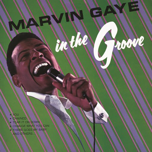Marvin Gaye альбом In The Groove