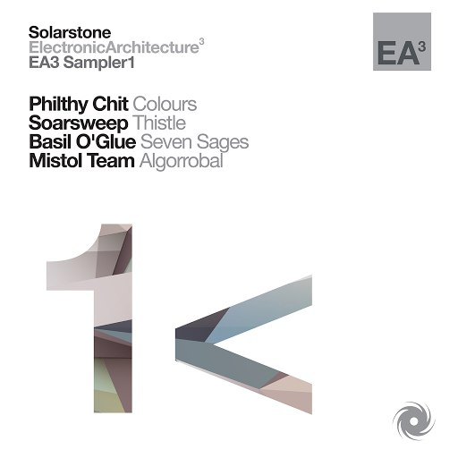 Solarstone альбом Electronic Architecture 3 Sampler 1