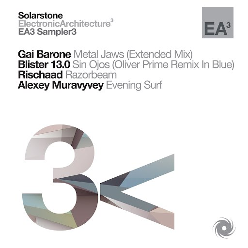 Solarstone альбом Electronic Architecture 3 Sampler 3